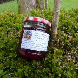 Kriecherl (Wildpflaumen) Fruchtaufstrich